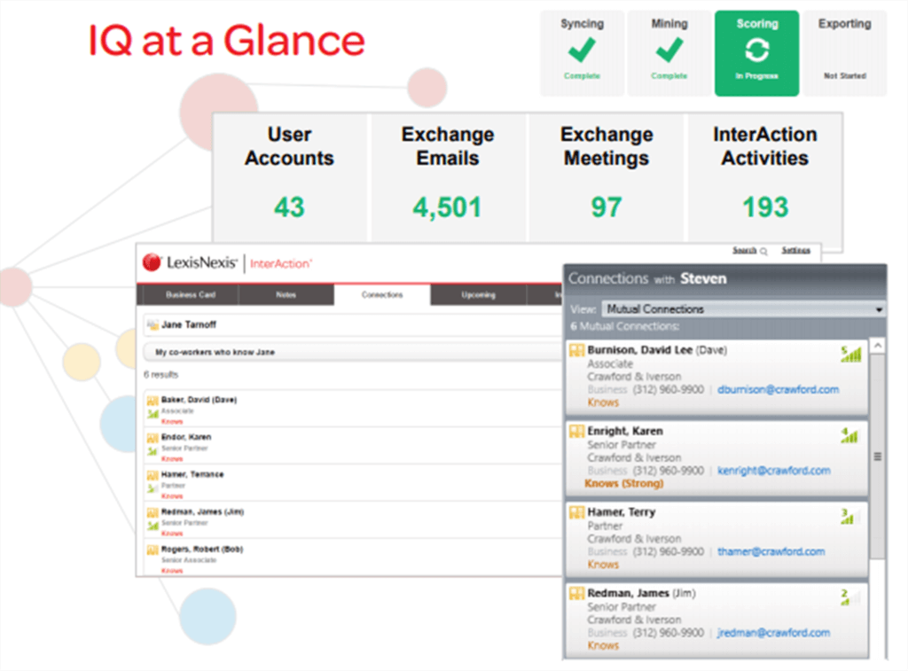 InterAction CRM for Law Firms