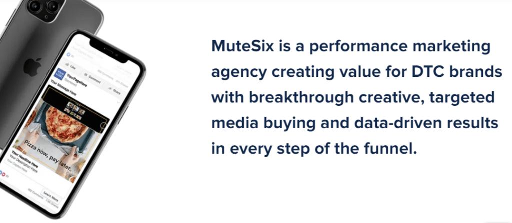 MuteSix - Social Media Advertising Agencies