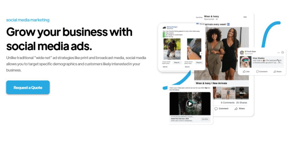 Swello Marketing - Social Media Advertising Agencies