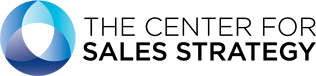 center for sales strategy logo