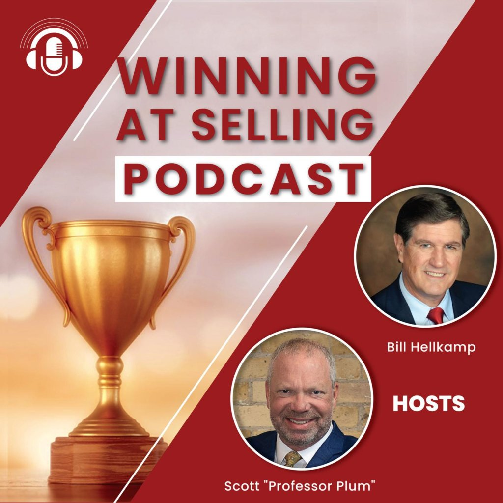 winning at selling podcast
