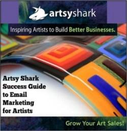 Artsy Shark Email