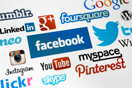 Defining the Different Social Networks
