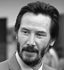 Inspirational Quote from Keanu Reeves