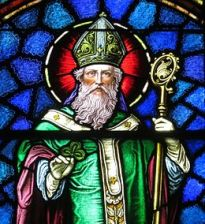 Inspirational Thoughts from St. Patrick
