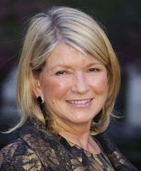 Inspirational Quote from Martha Stewart