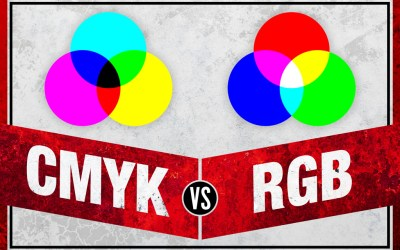 CMYK vs RGB: Why you need to know the difference for your merch.