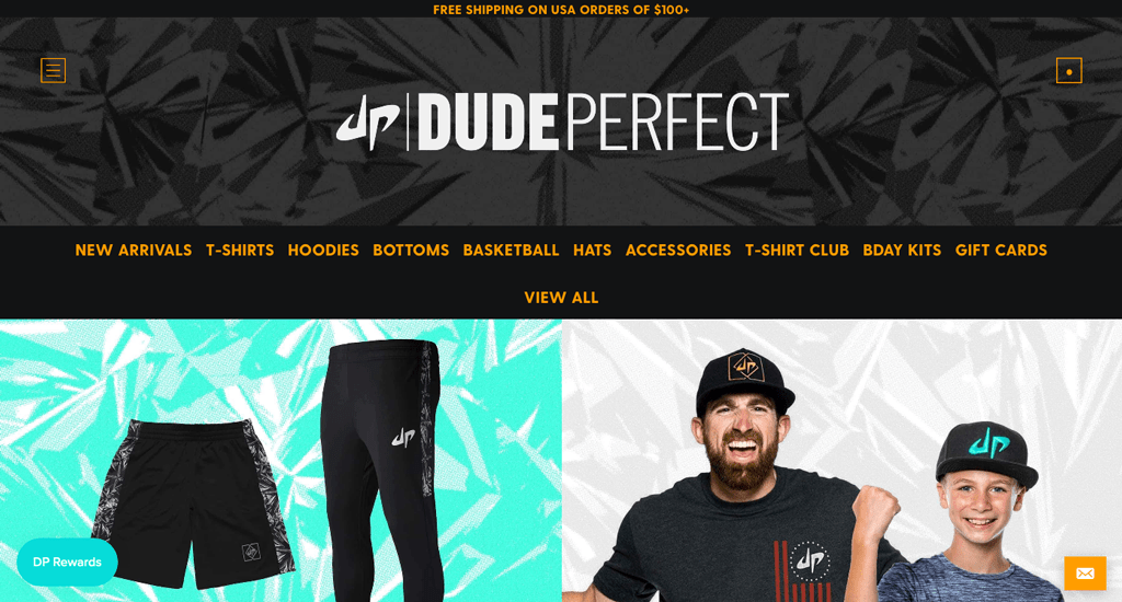 Dude Perfect Merch