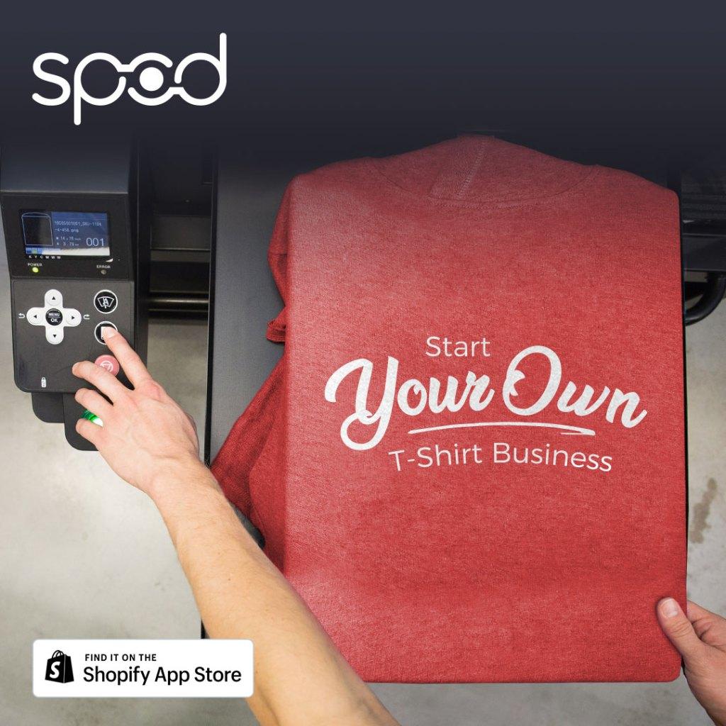 Meet SPOD – Shopify's Fastest Print-on-Demand App - Sell Merch