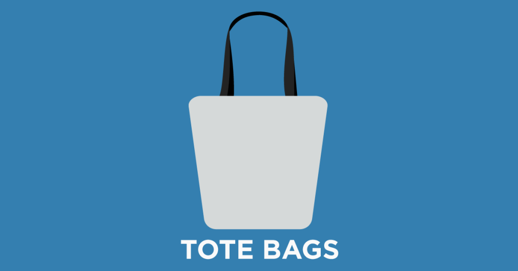 Sell Custom Tote Bags