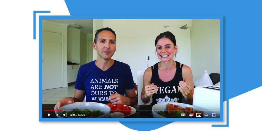 Eco Friendly Youtuber That Vegan Couple