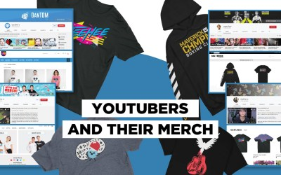 How Much Merch Do Youtubers Sell?