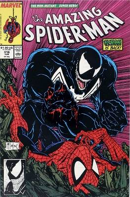 Spiderman 298 : spiderman, Amazing, Spider-Man, Comic, Price, Guide:, Later, Issues