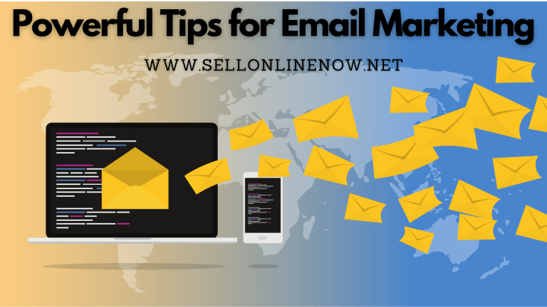 Powerful Tips For Email Marketing