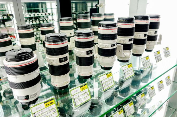 收購鏡頭,鏡頭檢查流程與鏡頭經濟學