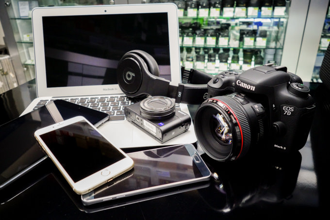 快速成交、賣出高價,收購相機 買賣二手3C(中古手機 二手相機)平台正式上線