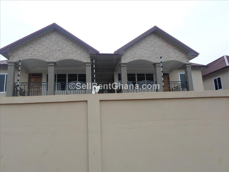4 Bedroom Townhouse for Sale  SellRent Ghana