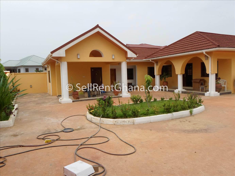 6 Bedroom House for Rent in East Legon  SellRent Ghana