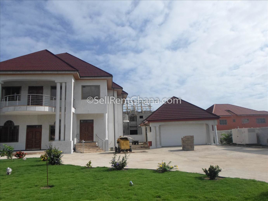 8 bedroom house for sale, la-trade fair | sellrent ghana