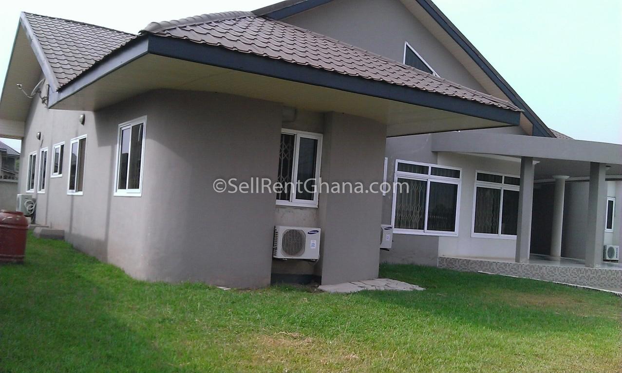 4 Bedroom Singlestorey House Selling Oyarifa  SellRent