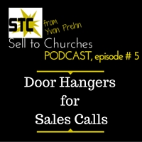 Door Hangers for Sales Calls