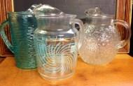 Glassware, pitchers