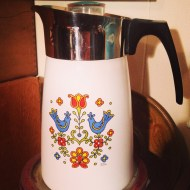 Coffee/Tea, Bohemian collection, Betty Draper collection