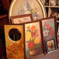 Floral art, accessories/props