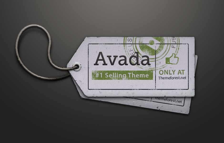 Avada Selling Theme