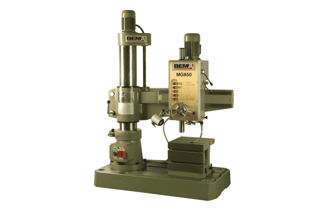 Radial Arm Drill Press Canada