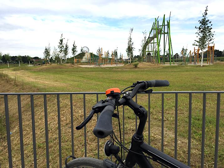 Fahrrad Auenpark Selm