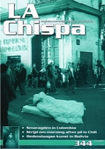 Foto van de cover van LA Chispa (nummer 344).