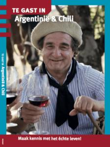 Cover van TE GAST IN Argentinië & Chili - 2e herziene druk