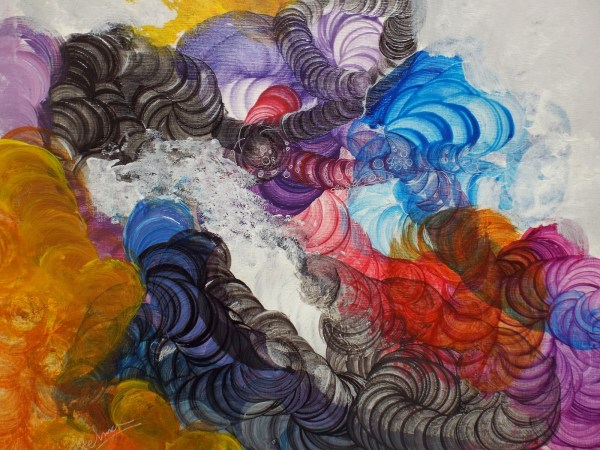 Fine Art Abstract Painting Acrylic Online
