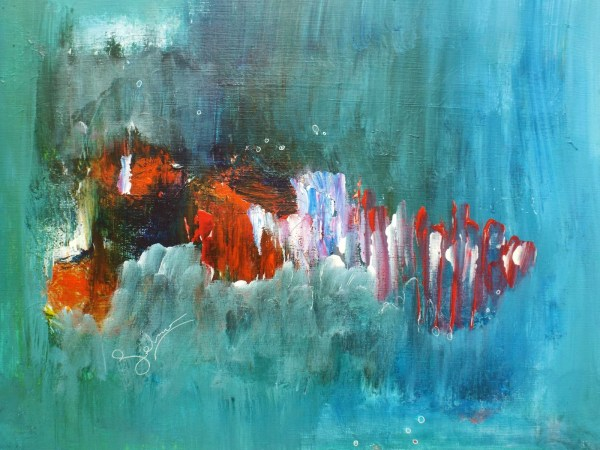 Abstract Fine Art Paintings