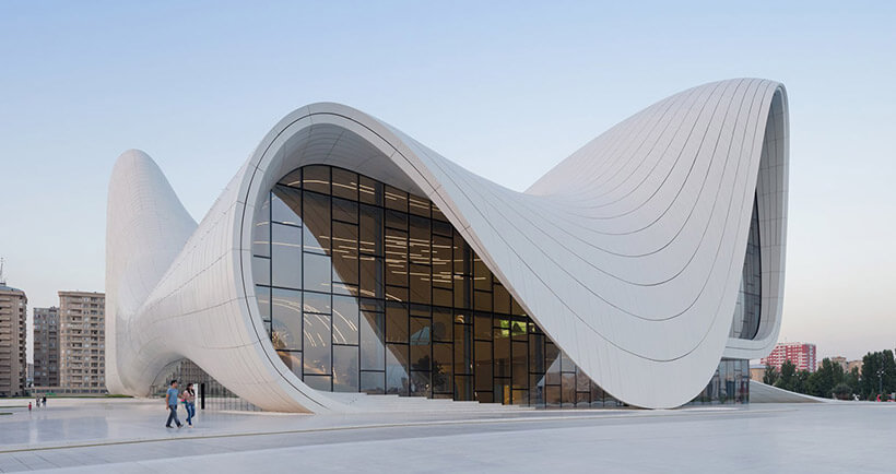 Top 5 Most Beautiful Zaha Hadid Buildings Selo