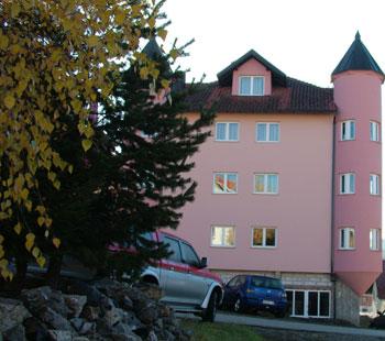 Kuća odmora Kašerić
