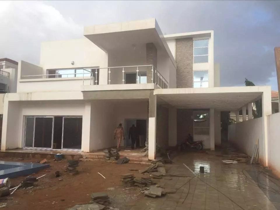 Location villa a Badalabougou zone rsidentielle avec piscine  Ref9579  Se Loger Au Mali