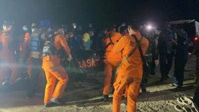Seluruh Korban Tenggelam KM Wicly Jaya Sakti Telah Ditemukan