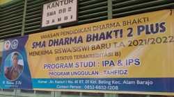 SMA Swasta Tumbang di PPDB 2021