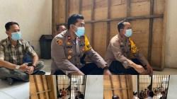 Kapolres Tanjab Barat Rayakan Idul Adha Bersama Para Tahanan