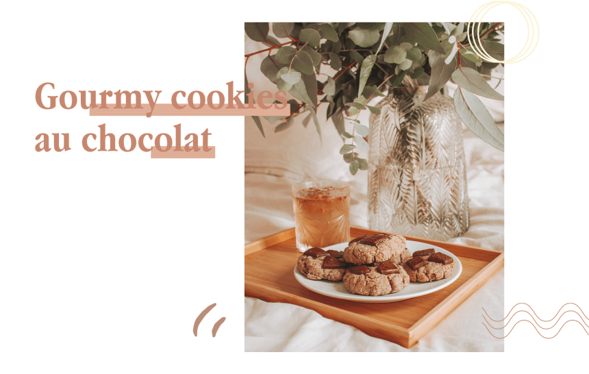 GOURMY COOKIES AU CHOCOLAT