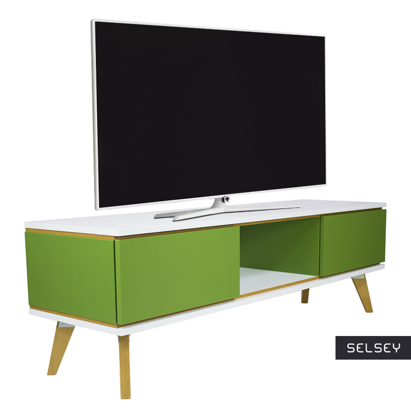 damaro meuble tv vert selsey