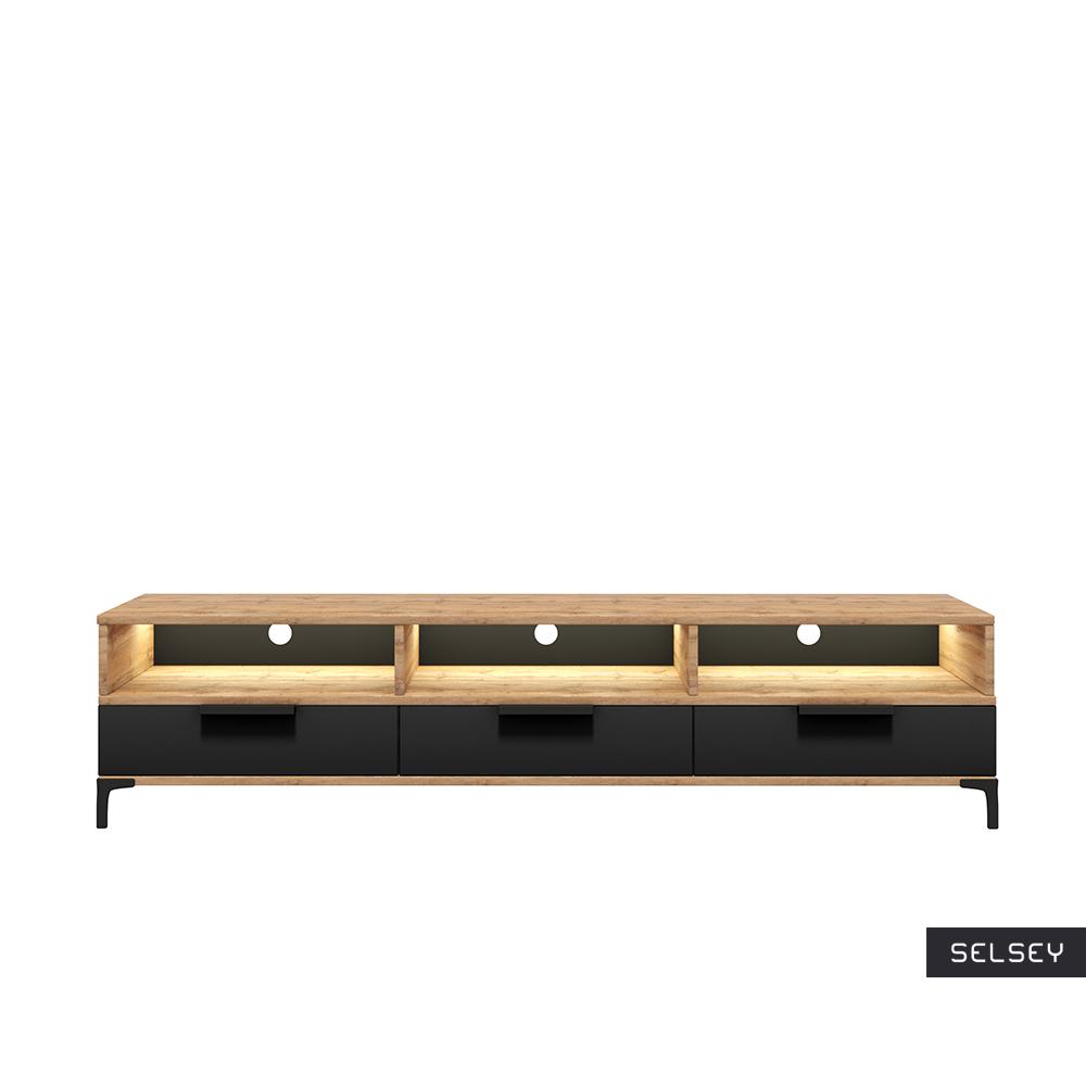 rikke meuble tv 160 cm selsey