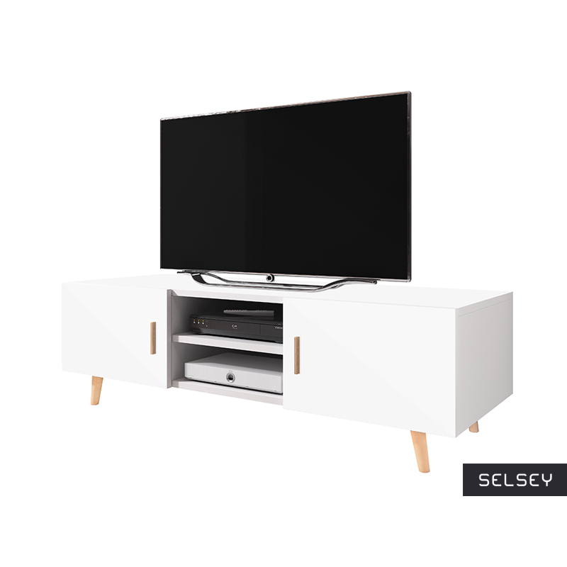 rivano ii meuble tv scandinave selsey