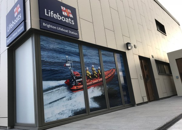 RNLI Brighton Lifeboat Station