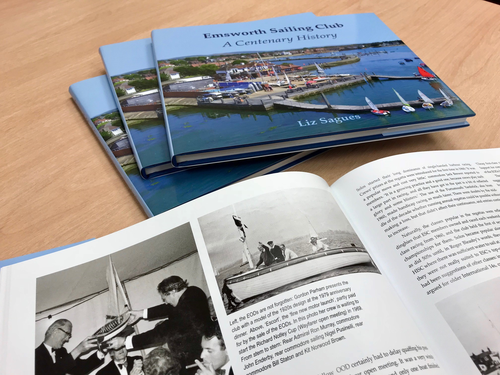 Emsworth Sailing Club - A Centenary History - Selsey Press