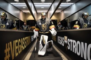 Marc-Andre Fleury has been the face of the franchise since coming to Vegas