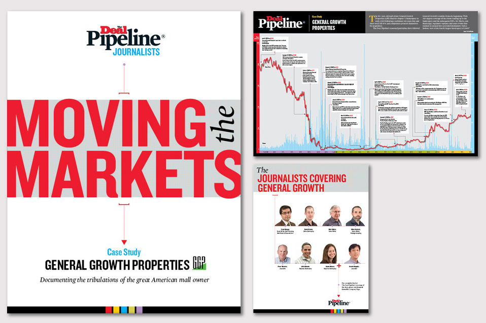 The Deal Pipeline Moving the Markets Brochure