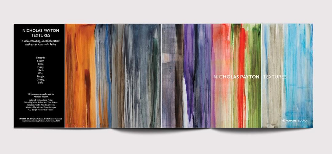 Nicholas Payton / Textures Foldout